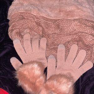 BOGO: Scarf & Glove Bundle